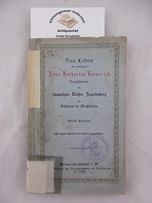 Das Leben der gottseligen Anna Katharina Emmerich,: Anna Katharina Emmerick: