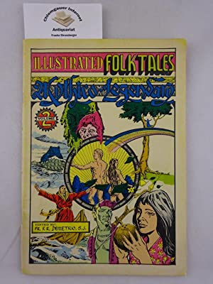 Illustrated Folktales. Illustrated by Albert S.J. Vamenta and Nony C. Estarte. Volume 2: Mythico-...