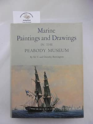 The Marine Paintings and Drawings in the: Brewington, M.V. and