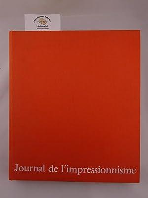 Journal de l'Impressionisme. Notices explicatives. Déroulement synoptiques: Blunden, Godfrey et