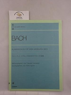 Bach: Klavierbüchlein für Anna Magdalena Bach Durchgesehen: Yamazaki, Takashi und