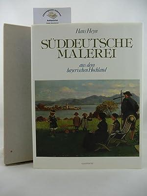 Maler Rosenheim süddeutsche malerei aus dem bayerischen hochland das inntal der