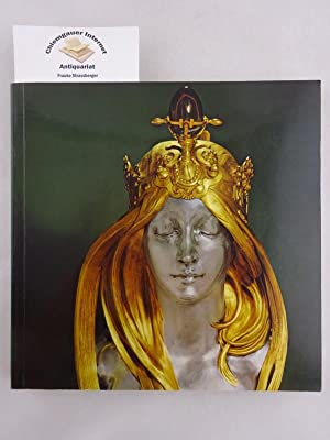 Jugendstil : Skulpturen, Möbel, Metallarbeiten, Glas, Textilien,: Franzke, Irmela: