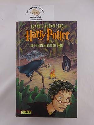 Harry Potter und die Heiligtümer des Todes.: Rowling, J. K.: