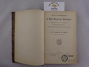 Vie de la bienheureuse Sr Marie-Magdeleine Martinengo,: Vannes, Ladislas de: