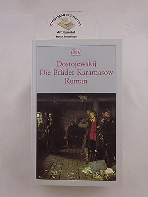 Die Brüder Karamasow.: Dostojewski, Fjodor: