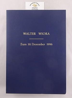 Festschrift für Walter Wiora zum 90. Geburtstag: Mahling, Christoph-Hellmut und