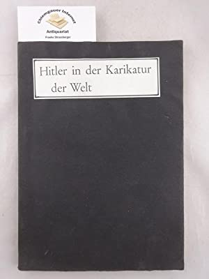 Hitler in der Karikatur der Welt. Tat