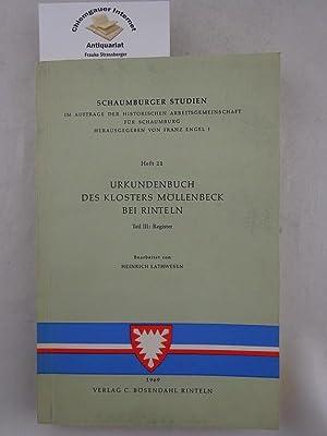Urkundenbuch des Klosters Möllenböck bei Rinteln. Teil: Lathwesen, Heinrich und