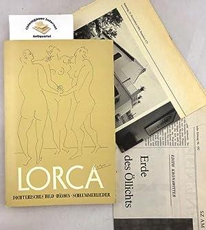 Das dichterische Bild bei Don Luis de: García Lorca, Federico:
