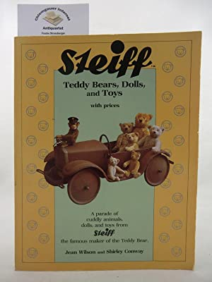 Steiff - Teddy Bears, Dolls and Toys with prices. A parade of cuddly dolls, and toys from Steiff ...