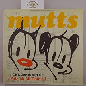 The comic art of Mutts.