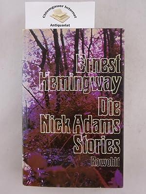 The Nick Adams Stories. Mit einem Vorwort: Hemingway, Ernest: