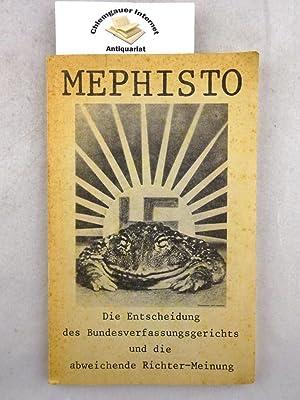 Mephisto Entscheidung