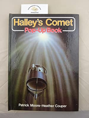 Halley s Comet. Pop-up-Buch. Illustrated by Paul Doberty. Paper Enegneering by Vic Duppa-Whyte.