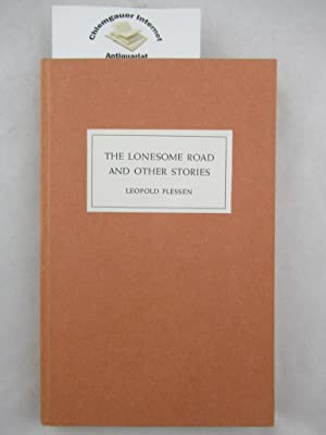 The lonesome road and other stories. Mit einem Vorwort von Hans E. Riesser.