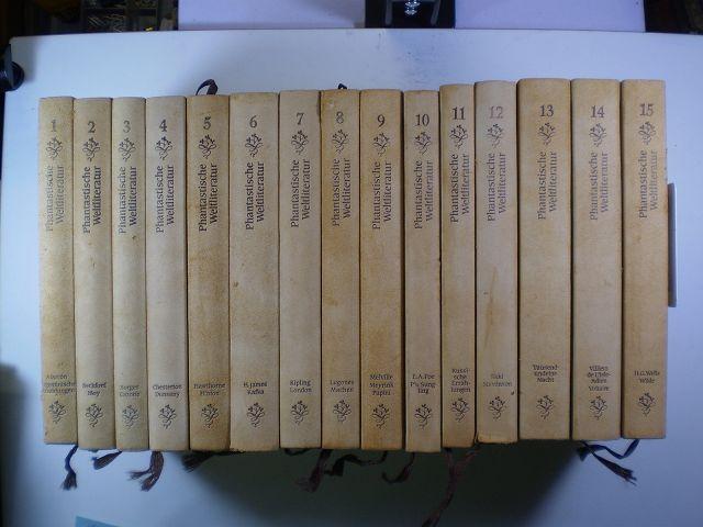 Die Meisterwerke Der Phantastischen Weltliteratur Borges Jorge Luis