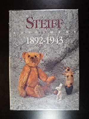 Steiff Sortiment 1892-1943. Steiff Assortment 1892-1943
