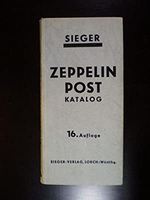 Zeppelin-Post Katalog