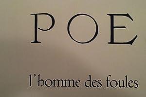 l'homme des foules - POE: Edgar Allen Poe