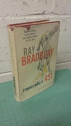 Fahrenheit 451 First Ballantine Printing: Ray Bradbury