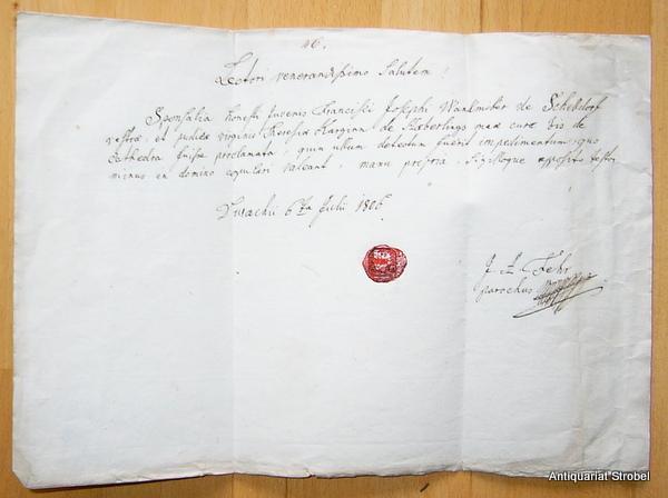 lateinische handschrift - ZVAB