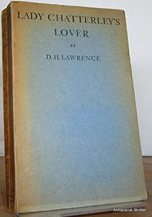 Lady Chatterley's lover. (Second impression).: Lawrence, D(avid) H(erbert).