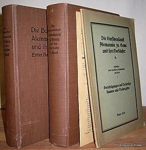 Die Burschenschaft Alemannia zu Bonn und ihre: Oppermann, Otto].