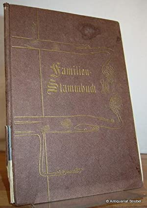 Familien-Stammbuch der Familie Rybnicki.
