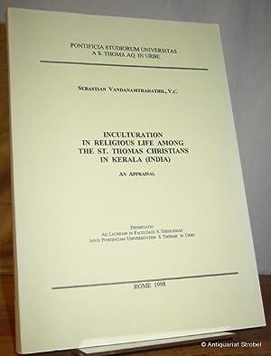 Inculturation in religious life among the St.: Vandanamthadathil, Sebastian.