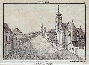 Historische und topographische Darstellung der Pfarren, Stifte,: Kirchliche Topographie von