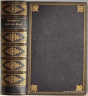 Kraft und Stoff oder Deutsches Universal-Kochbuch, umfassend: Böttcher, Charlotte.