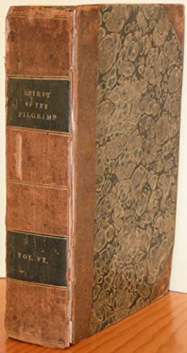 The Spirit of the Pilgrims, for the Year 1833. Volume VI.