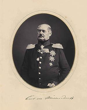 Reinsdor/Krs. Delitzsch 20. 03. 1791 - 06. 11. 1860 Berlin). Graf von Möllendorff. ...