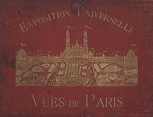 Exposition universelles. Vues de Paris.: FRANKREICH - PARIS