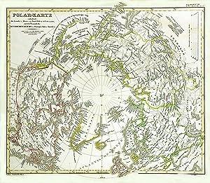 Nordpolarmeer Karte.Arctic Seller Supplied Images Maps Art Prints Posters