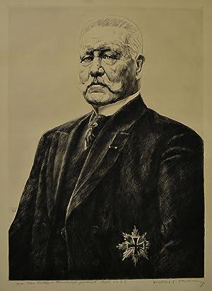 Paul Ludwig Hans Anton von Beneckendorff und: HINDENBURG, Paul von