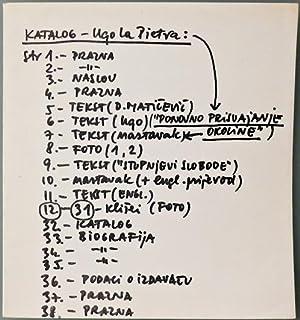 Ugo La Pietra | Galerija Suvremene Umjetnosti,: LA PIETRA Ugo