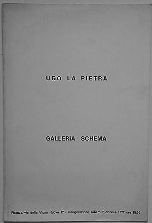 Ugo La Pietra | Galleria Schema, 1972: LA PIETRA Ugo