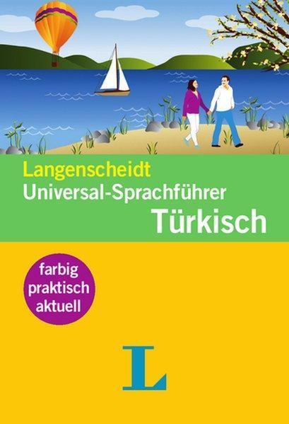 Langenscheidt Universal-Sprachführer Türkisch - unbekannt