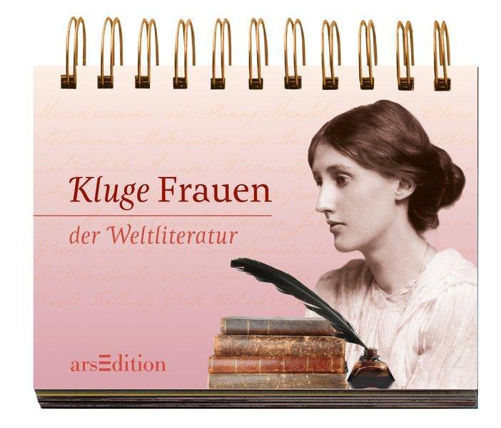 Kluge Frauen der Weltliteratur (Kluge Frauen Aufsteller)