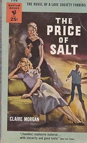 The Price of Salt: Patricia Highsmith (as
