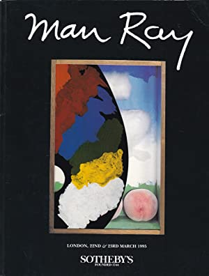Man Ray: Paintings, Objects, Photographs: Property From: Man Ray) Sotheby's