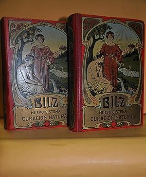 Fisiatría o Nuevo sistema de curación natural.: Bilz, F.E.