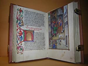Libro de oración de Alberto de Brandeburgo. (Manuscrito) a.U.6.7. Biblioteca Estense Universitaria ...