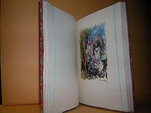Veinte poesías de Becquer. Ilustradas con diez gouaches de Grau Sala. Viñetas de ...