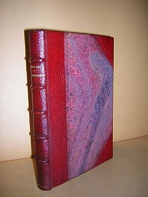 Microcosme. Publié par Valery Larbaud et A.A.M.: Scève, Maurice