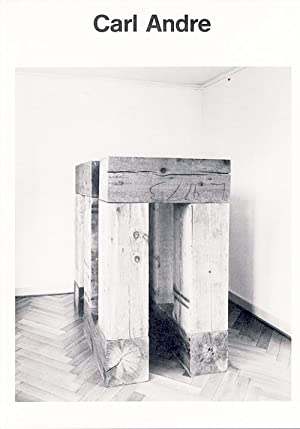 Carl Andre. House as Organ: Stops and Unstopped.: Bacht, R. (ed.)