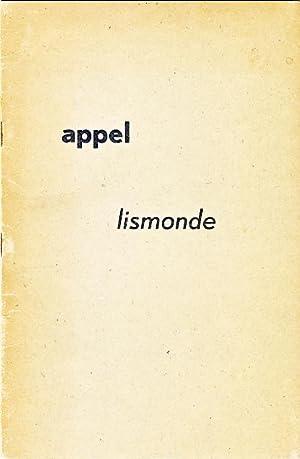Appel, Karel / Lismonde: de Glas, A.