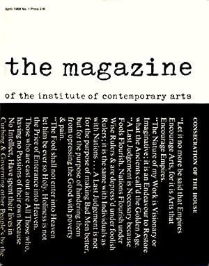 The Magazine of the Institute of Contemporary Arts. No.1.
